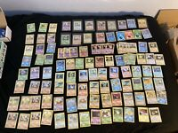 Original Vintage Pokemon 10 Card Lot 1st Edition, Shadowless, Holo Rare, OLD
