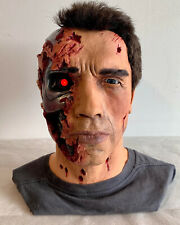 More details for terminator t-800 bust