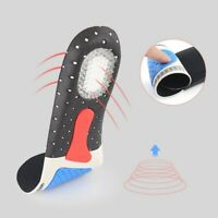 Orthotic Arch Support Insoles Sport Comfort Shoe Shock Absorb Gel Insoles