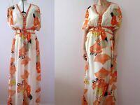 Boho Maxi Dress Medium Vasna Desire Free Postage for 3 + items