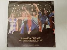 "ABBA – I Have A Dream - Special Edition (EPC 8088) 7"" Vinyl Single Epic 1979"