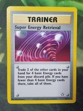 Super Energy Retrieval Rare 89/111 - Near Mint