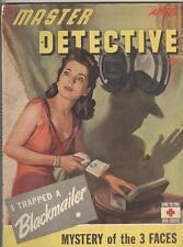 Master Detective April 1943 VG