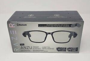 Razer Anzu Smart Glasses Blue Light Filtering & Polarized Sunglass Lenses Large