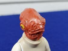 Vintage Star Wars Admiral Ackbar (1982) Loose Figure
