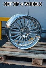 19 inch alloy wheels AUDI A5 Q5 CHROME