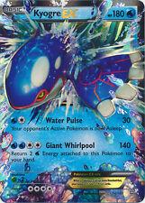 Pokemon Primal Clash Kyogre-EX - 54/160 - Holo Rare EX Card