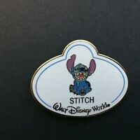 Walt Disney World Nametags Mystery - Stitch Only LE 1600 Disney Pin 64974