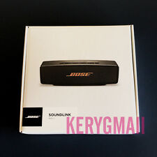 BOSE SOUNDLINK MINI II BLUETOOTH SPEAKER LIMITED EDITION -  BLACK/COPPER