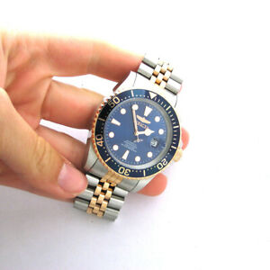 Invicta 30098 Pro Diver Automatic Stainless Steel Quartz Watch Not Working AS-IS