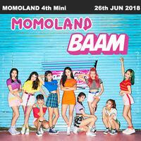 MOMOLAND Fun To The World 4th Mini Album CD+Poster+Booklet+PhotoCard+Etc KPOP