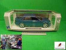 Audi A4 Saloon 2008 Blu Originale Modellino Collezionismo Scala 1/24 NewRay