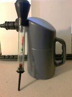 Golf Cart / Deep Cycle Battery Water Filler Bottle + Hydrometer