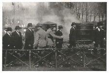 D0788 On. Martelli e Arnaldo Mussolini alle prove di Monza - Stampa - 1929 print