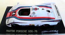 contimodels 1:43 Martini Porsche 936 - 76  #4 Handarbeitsmodell  Sammlerrarität