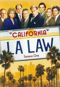 L.A. LAW - SEASON 1 DVD Region 1------1986