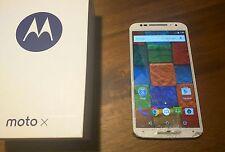 Motorola Moto X, 16 GB, White 2nd Gen Republic Wireless AS IS