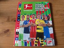 Fussball Bundesliga 2017/2018 - Offizielle Sticker Collection - Topps 2017