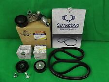 GENUINE SSANGYONG REXTON SUV 2.7L T/D ALL MODEL AUTO BELT TENSIONER KIT