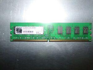 G.Skill 8GB- 4X2GB PC2-6400 DDR2-800MHz Memory F2-6400 CL5D-4GBNT