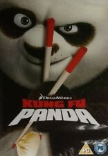 Kung Fu Panda [DVD] [2016] (Reg.2/PG certificate) (ANIMATED) Brand New-Sealed