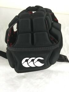 Canterbury Goalkeeper Padded Helmet Size Medium Goalie Headgear Rugby Scrum Hat