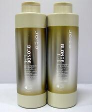 Joico Blonde Life Brightening Shampoo & Conditioner 33.8 oz Liter Set Duo