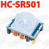 HC-SR501 sensor movimiento arduino detector LHI778 modulo piro infrarrojos