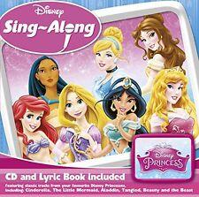Disney Princess Sing-Along [CD]