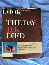 LOOK Magazine Feb 7 1967 Part two Death of a President Manchester