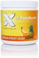 Xylitol Gum, Xyloburst, 100 count jar Fruit