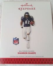 Shannon Sharpe Hallmark Keepsake Ornament (2013) (NIB)