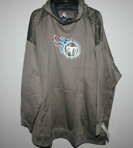 Majestic NFL Tennessee Titans Hooded Therma Base Big & Tall New Mens Sizes