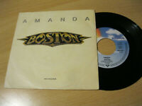 "7"" Single Amanda Boston Vinyl MCA Records 258 555-7"