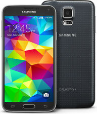 Samsung Galaxy S5 Sm-G900T3 Gsm Android Smartphone Black / 16Gb / T-Mobile