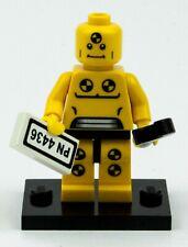 Lego Minifigur Serie 1 Figur 8 Crash Test Dummy