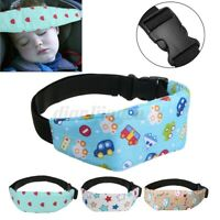 Baby Kids Car Stroller Seat Sleep Nap Safety Aid Head Support Belt Band Holder