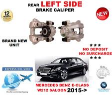 Pour Mercedes E220 CDI BlueTEC W212 Saloon 2015 - > Sur Arrière Côté Gauche Étrier De Frein