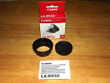 Genuine Canon LA-DC52 Conversion Lens Adapter For Canon PowerShot A10, A20, A40