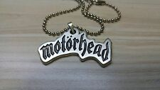 Motorhead  Necklace 925 Silver Plated