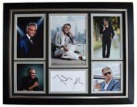 Matteo Bocelli A4 signed mounted photograph poster Choice of frame