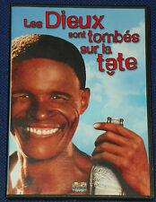 LES DIEUX SONT TOMBES SUR LA TÊTE - DVD