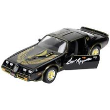 SMOKEY AND THE BANDIT TRANS AM #1-REYNOLDS/BARRIS SIGNED-LE OF 500-1:18-RARE/OOP