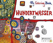 Hundertwasser Colouring Book (Colouring Books),Prestel Publishing,Excellent Book