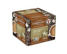 French Vanilla, Sweet & Salty Caramel Cappuccino Single Serve Coffee Pod