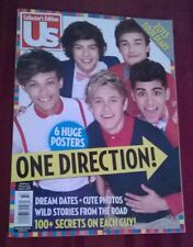 One Direction Us Weekly Collector's Edition 2013 Tour Diary 6 Huge Posters