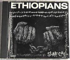 Ethiopians Slave Call Rare Reggae CD