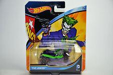 Hot Wheels Dc Universe 2015  The Joker Collectible Die Cast Car