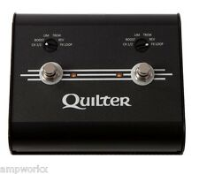 QUILTER MICROPRO MACH 2  - Universal Selectable 2 position foot controller