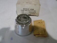 FORD FALCON 1963 FAIRLANE 1962 BACKUP LENS FOR TAIL LIGHTS NEW